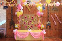 Pink_Yellow_White_theme_birthday_party_decoration_08