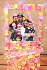 Pink_Yellow_White_theme_birthday_party_decoration_14