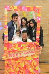 Pink_Yellow_White_theme_birthday_party_decoration_21