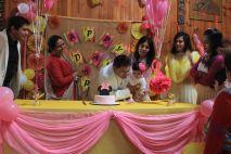 Pink_Yellow_White_theme_birthday_party_decoration_29
